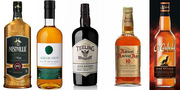 Whisky i whiskey