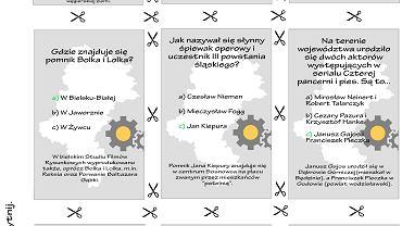 Gra planszowa Silesia GO!