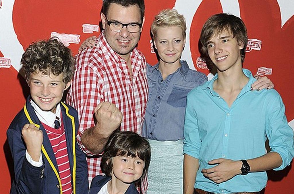 Aktorzy serialu 'Rodzinka.pl'