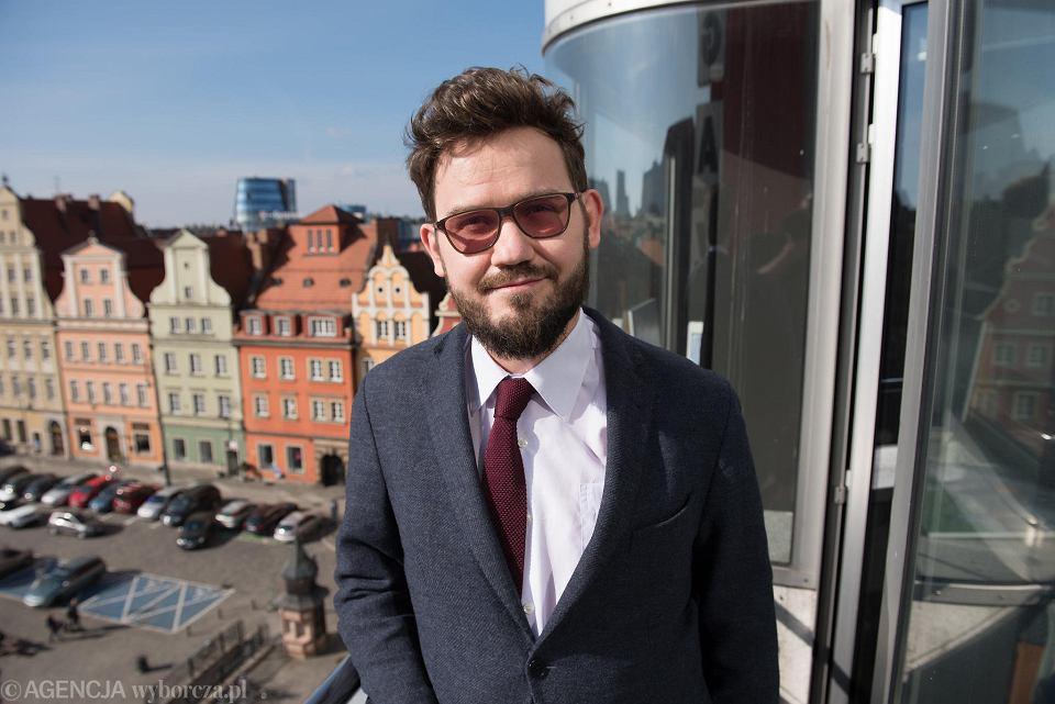 Piotr Szymański, prezes TUMW