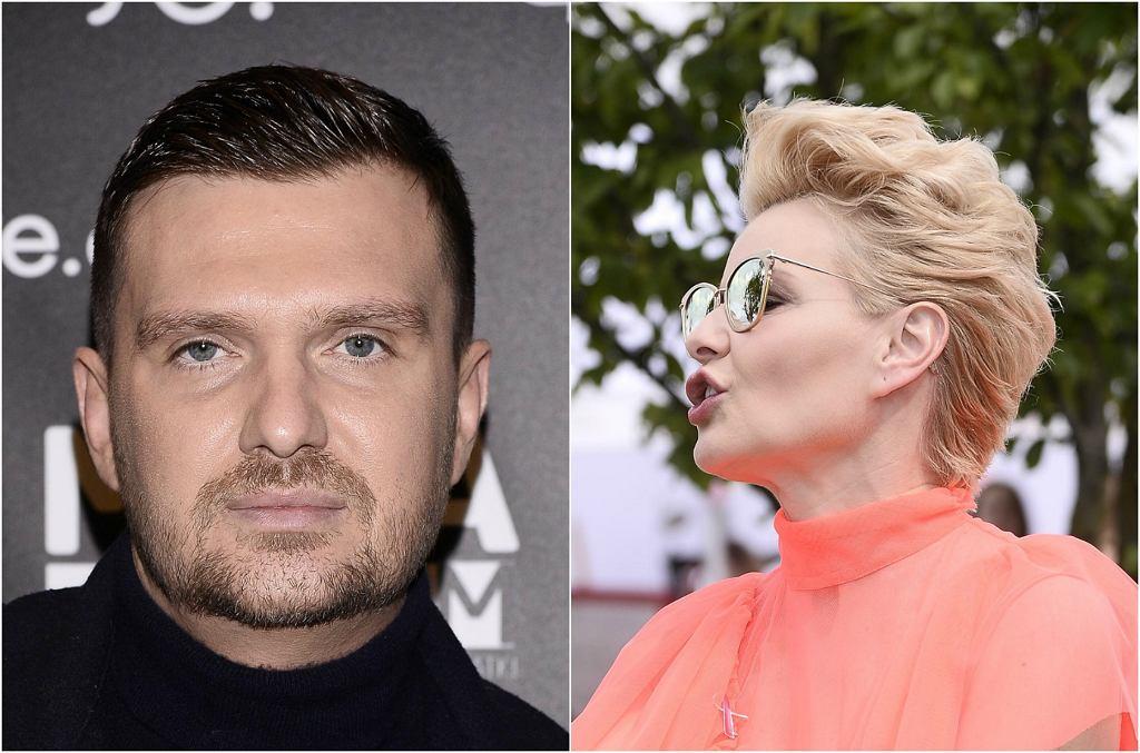 Małgorzata Kożuchowska, Maciej Zień