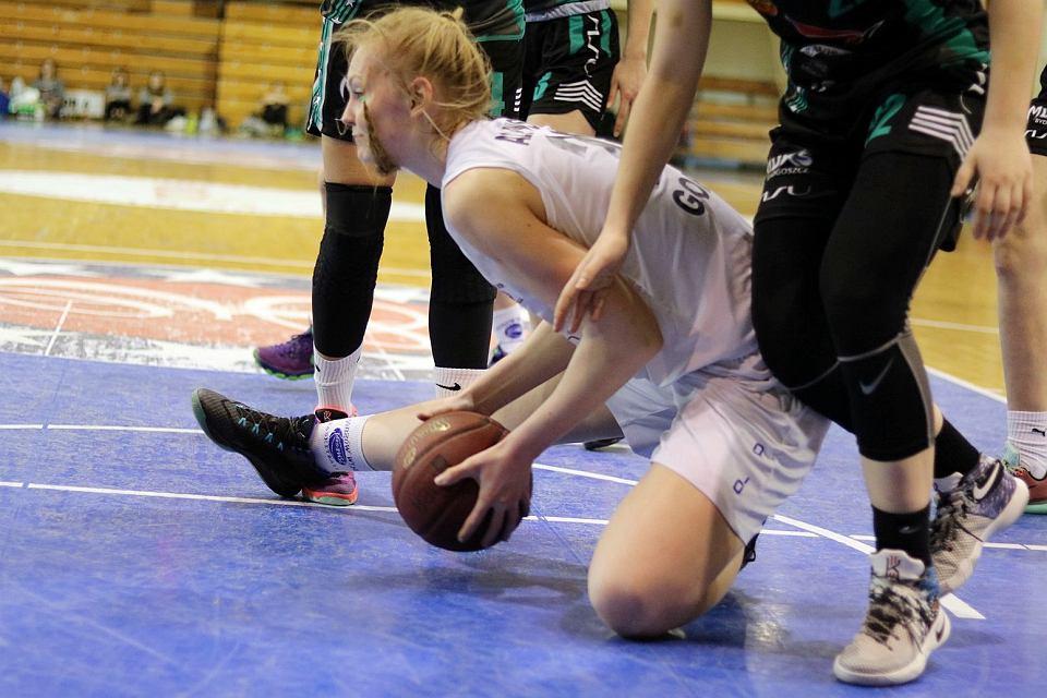 Koszykarski ćwierćfinał mistrzostw Polski U-18 2016