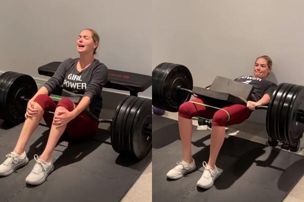 Kate Upton pobiła życiowy rekord