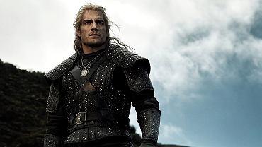'Wiedźmin'. Henry Cavill jako wiedźmin Geralt z Rivii