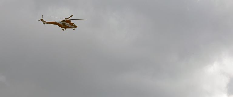 Dolina Kościeliska. 1,5-roczny chłopiec spadł z wysokości