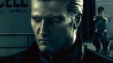 Albert Wesker z Umbrella Corporation