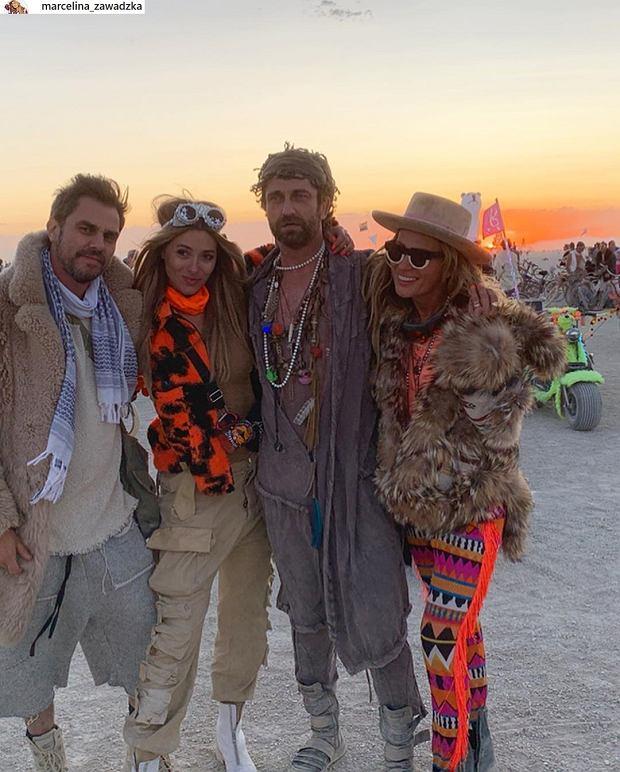 Marcelina Zawadzka na Burning Man