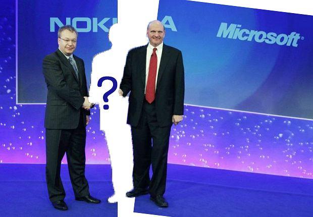 Nokia i Microsoft negocjują przejęcie. W czerwcu jednak zerwali rozmowy