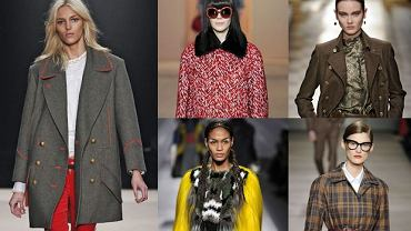 Trendy z wybiegu: najmodniejsze płaszcze jesieni