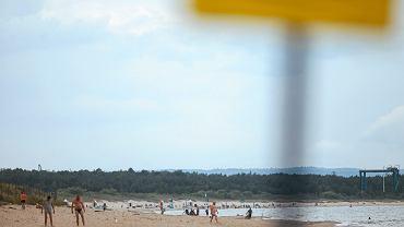 Plaża w Stogach
