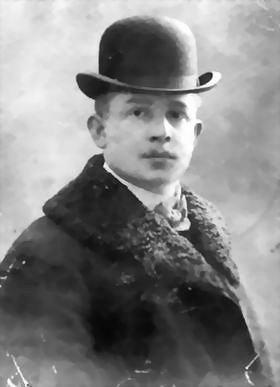 Wojciech Korfanty w początkach kariery politycznej, 1905