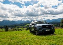 Opinie Moto.pl: Ford Explorer PHEV. Amerykańska legenda na europejskiej ziemi