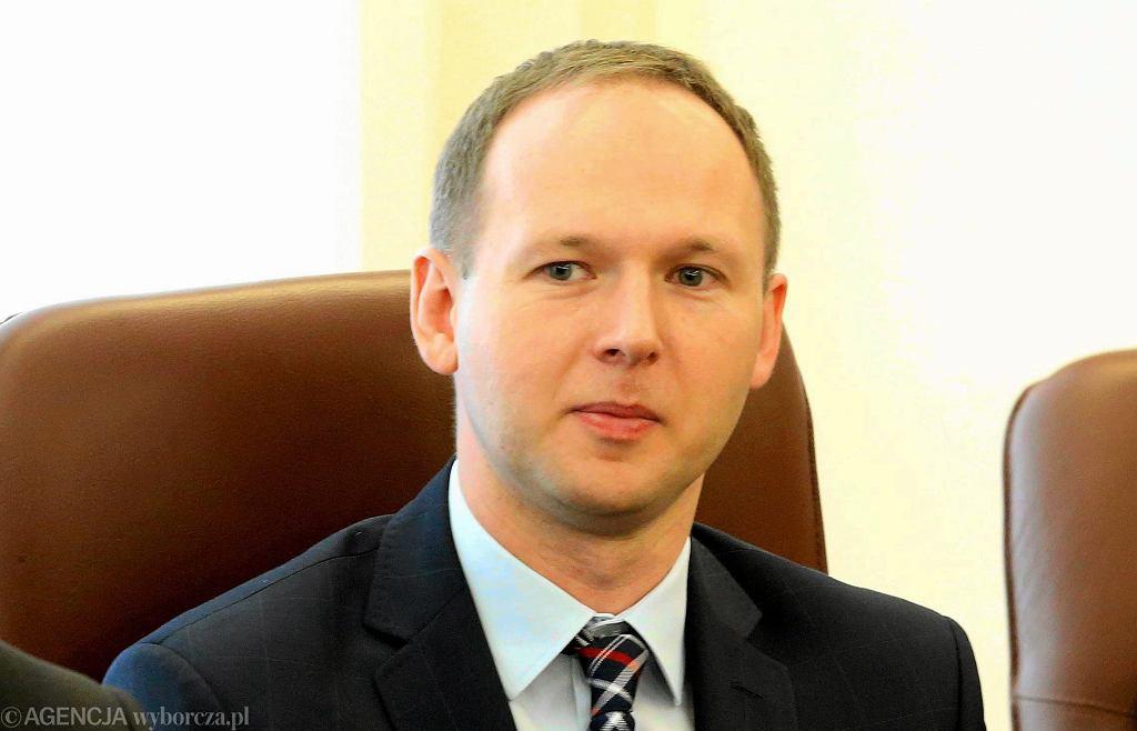 Marek Chrzanowski, były przewodniczący Komisji Nadzoru Finansowego