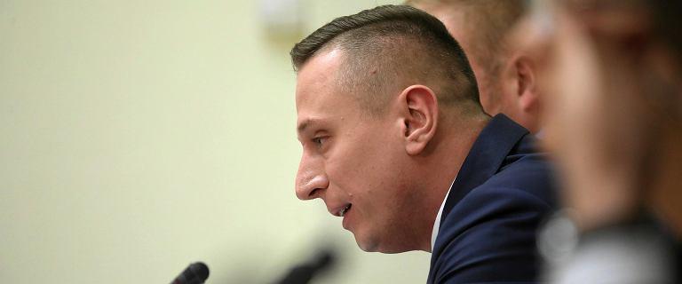Afera KNF. SKOK zawiadamia prokuraturę w sprawie wypowiedzi Krzysztofa Brejzy