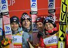 Skoki narciarskie. Indywidualnie trzy pierwsze miejsca dla Polaków! Byłby sensacyjny zwycięzca