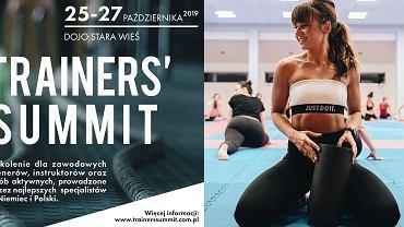 Anna Lewandowska organizuje szkolenie dla trenerów w Dojo Stara Wieś. Kiedy?