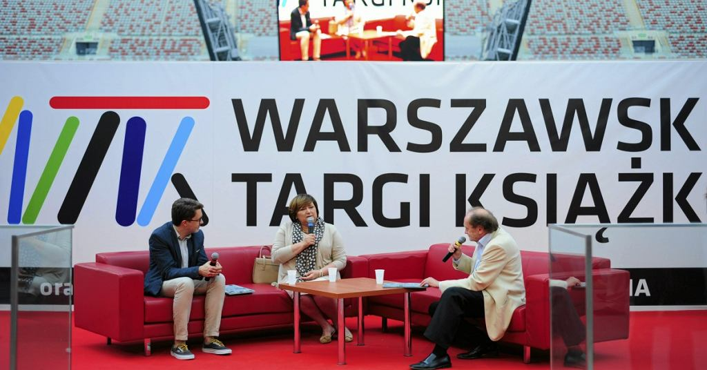 Warszawskie Targi Książki 2015