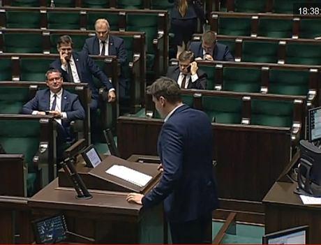 Obrady Sejmu (iTV Sejm)
