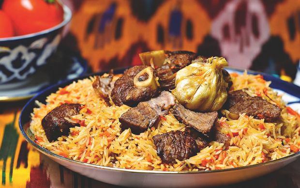 Restauracja Saksaul w Astanie