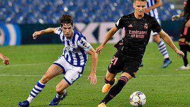 Martin Odegaard (z prawej) to jedyny nowy piłkarz Realu Madryt