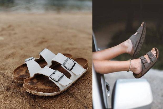 Klapki Birkenstock 70% taniej! Najpiękniejsze naturalne buty wyprzedawane za grosze!