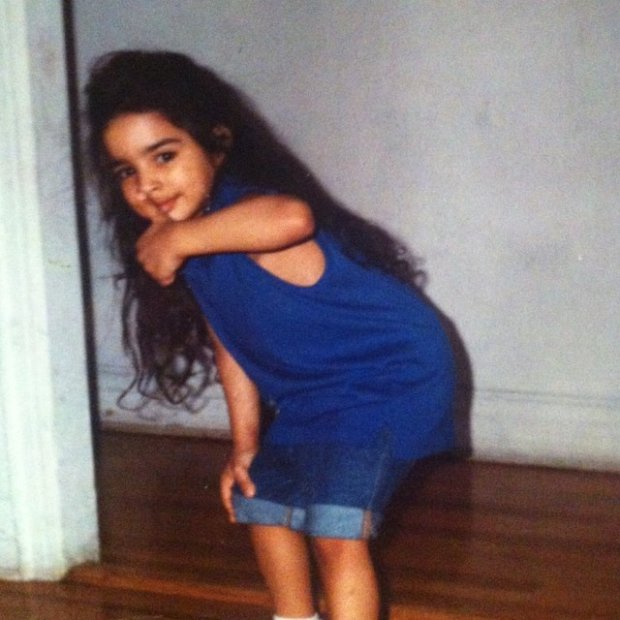 Laith jako dziecko
