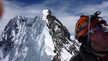 Polacy podczas akcji na Broad Peaku