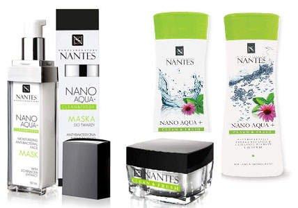 Kosmetyki nawilżające Nantes