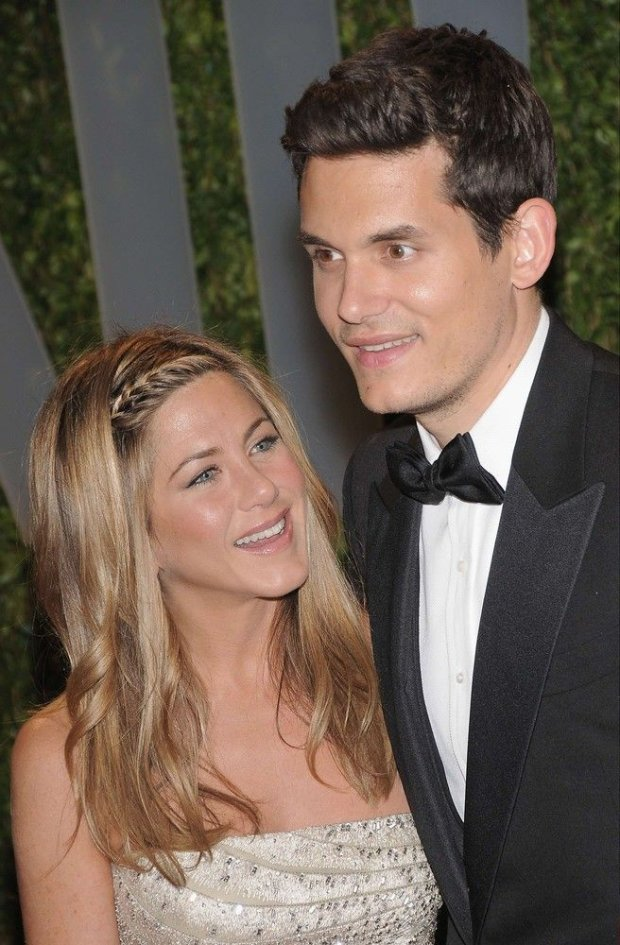 Jennifer Aniston i John Mayer