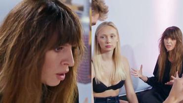 Anna Gacek w 'Top model'