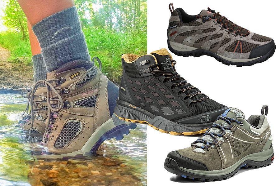 Buty na piesze wędrówki - rodzaje