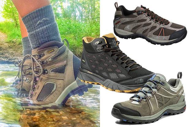 16878c51 Jak wybrać buty na piesze wędrówki? Przegląd modeli dla kobiet i ...