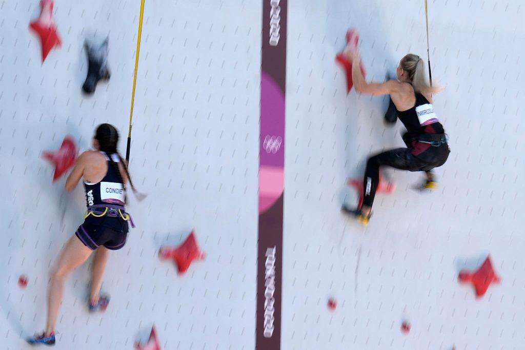 Tokio 2020. Aleksandra Mirosław zadziwiła podczas kwalifikacji. Była bliska pobicia rekordu świata. W piątek powalczy w finale