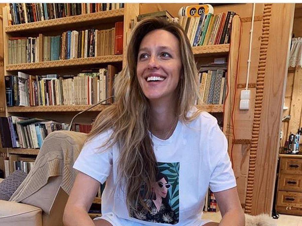 Aleksandra Żebrowska niedawno po raz trzeci została mamą.