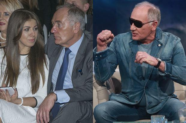 Karol Strasburger i jego partnerka, Małgorzata Weremczuk, odnieśli się do krytycznych komentarzy dotyczących ich różnicy wieku.