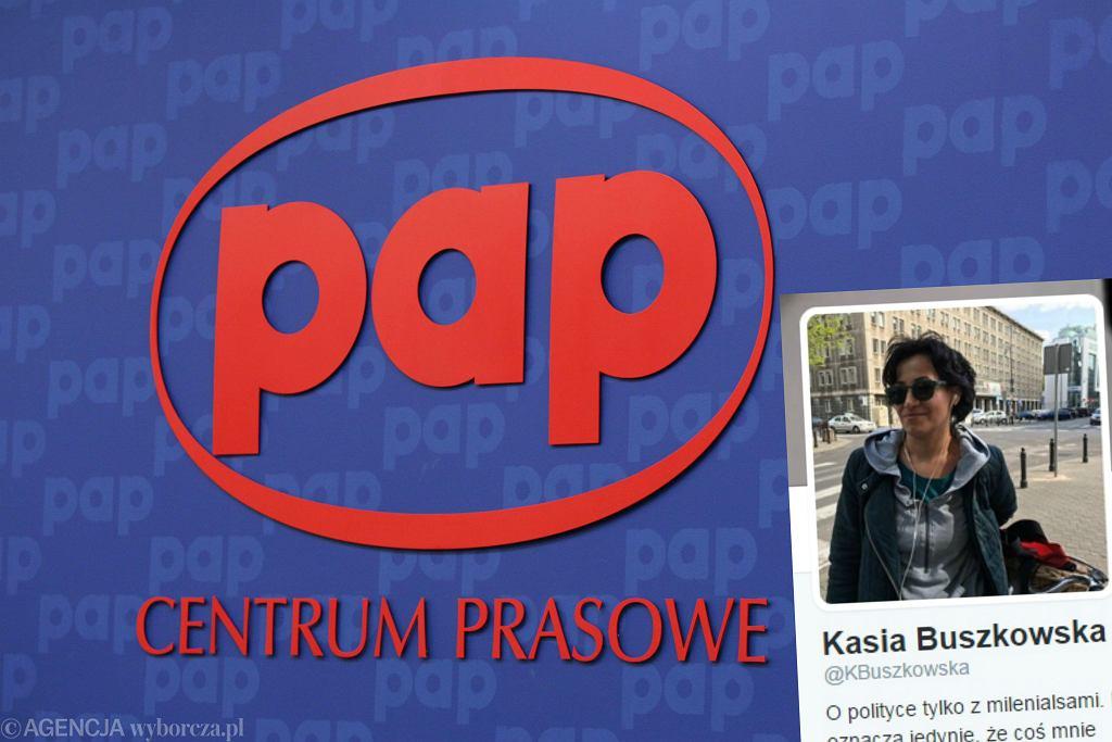Redaktor naczelna i kierowniczka pożegnały się z PAP