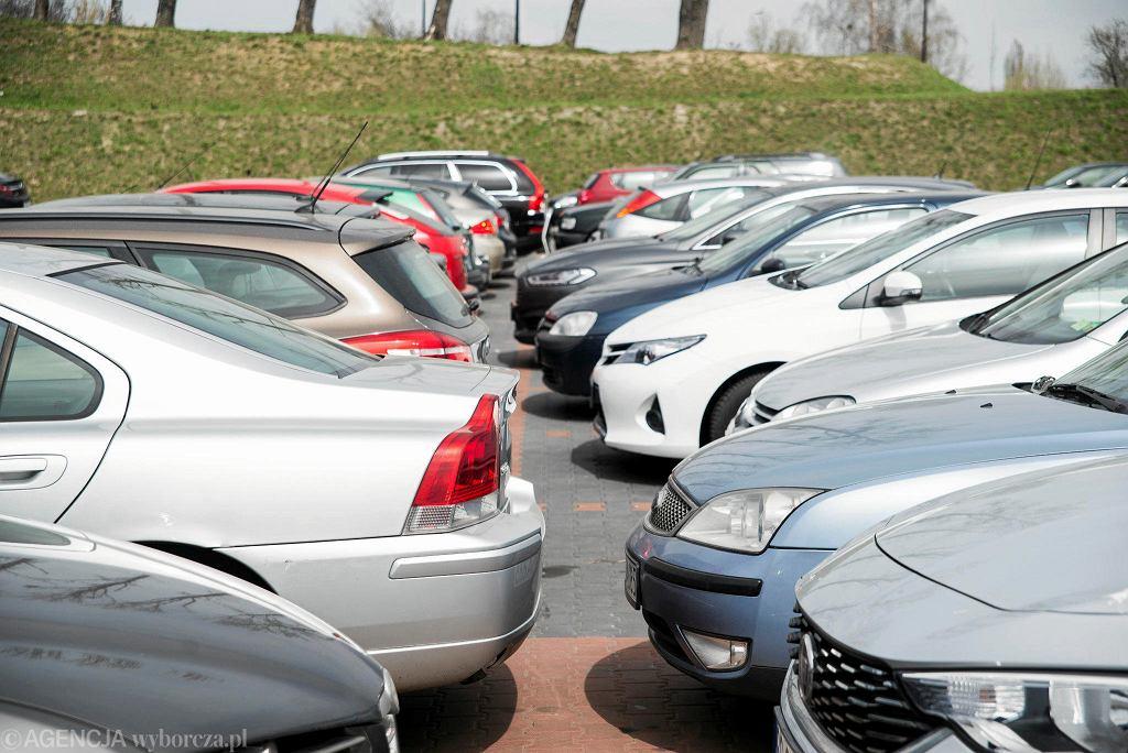Parking w Katowicach