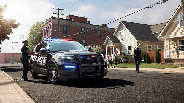 Ford Police Interceptor Utility Hybrid
