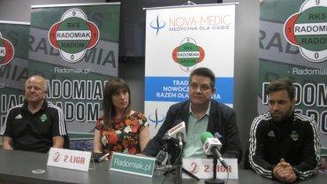 Firma Nova-Medic pomaga Radomiakowi