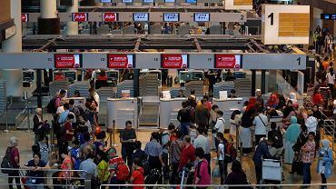 Lotnisko w Tajlandii (zdjęcie ilustracyjne)