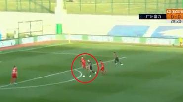 Kolejna bramka Adriana Mierzejewskiego w lidze chińskiej