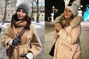 kurtki i płaszcze na zimę / www.instagram.com/juliawieniawa/ / www.instagram.com/olgakalicka/
