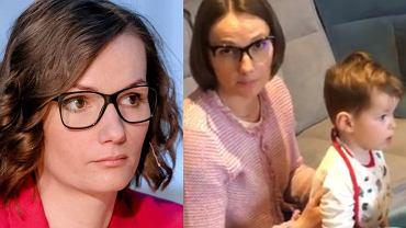 """Jagna Marczułajtis-Walczak wychowuje chore dziecko. Teraz komentuje wyrok TK. """"Nie zmuszajmy kobiet do rodzenia"""""""