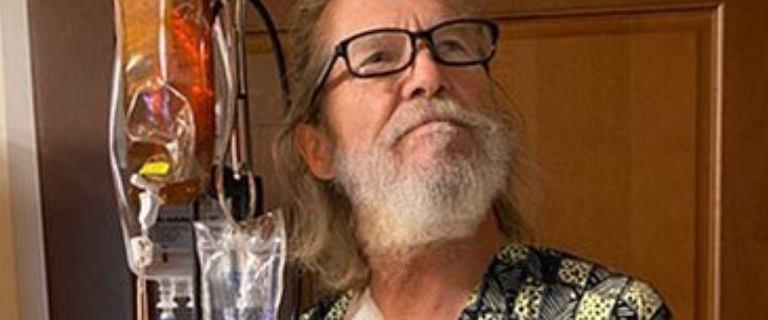 """Jeff Bridges walczy z rakiem. """"Doceniam swoją śmiertelność"""""""
