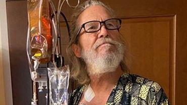 Jeff Bridges walczy z rakiem. Pokazał zdjęcie ze szpitala i zdecydował się na wzruszający wpis: Doceniam swoją śmiertelność