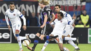 FC Basel - Belenenses Lizbona