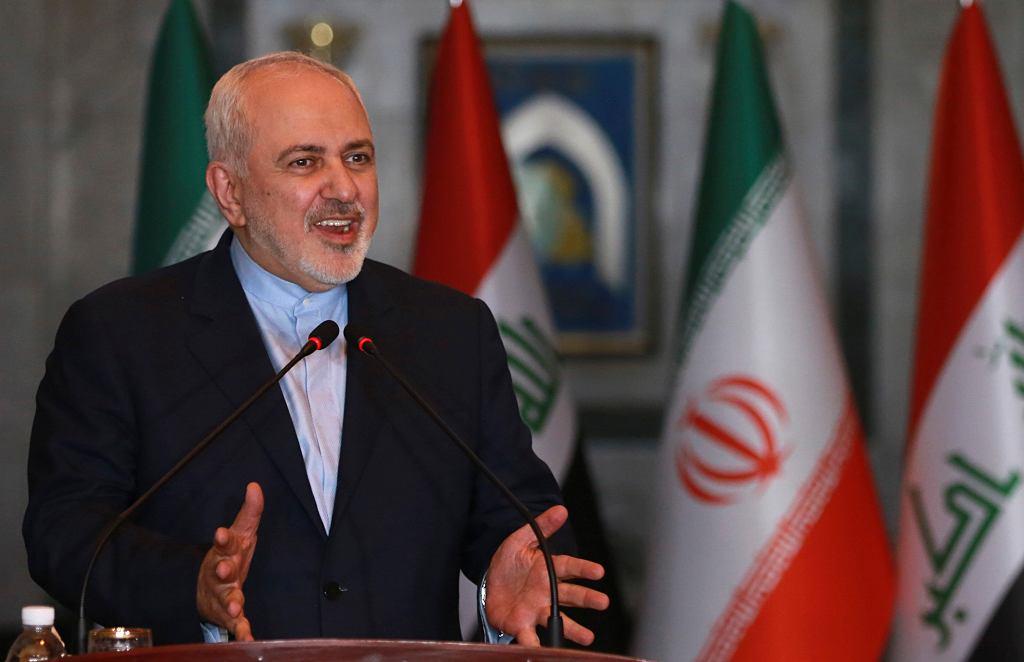 Szef irańskiego MSZ Javad Zarif