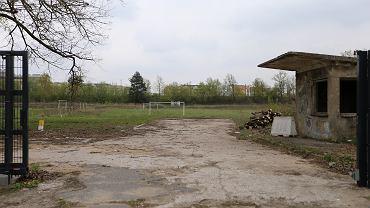 Teren przyszłego ośrodka treningowego Jagiellonii Białystok