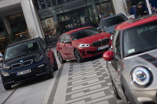 Odcinek testowy, który BMW musiało zapamiętać