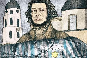 Spotyka się z sefardyjskim Żydem